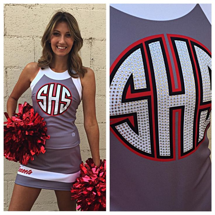 Shelley H.S Cheer Uniform #nycecheer