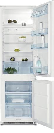 Electrolux Column Fridge Freezer. ENN2901A0W