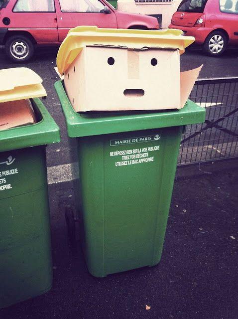 Donald, The Bin :) http://palavrasdoabismo.blogspot.pt/2017/01/donald-bin.html #Donaldthebin #DonaldTrump #EUA #politics #funny