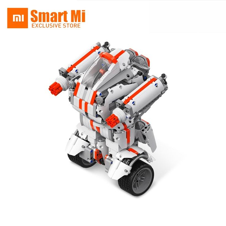 157.38$  Watch now - http://alipjf.worldwells.pw/go.php?t=32789504499 - In Stock! Xiaomi Coding Toy Block Robot ARM Cortex-M3 Chip Through Smart Phone APP Control