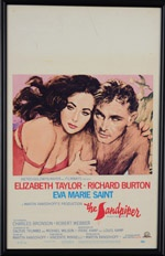 While the picture of Elizabeth is beautiful, Richard Burton looks more like Jeff Chandler in this one.