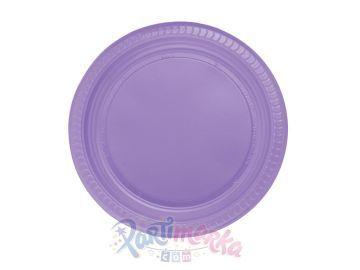 Doğum Günü Plastik Tabağı 25 Adet