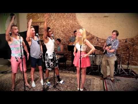 Postmodern Jukebox Performs a Beach Boys-Style Cover of Aqua's 1997 Pop Song 'Barbie Girl'