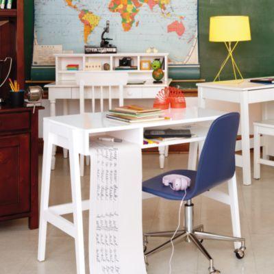 Prairie School Desk (White) | The Land of Nod