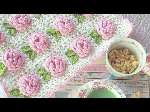 Crochê com amor Belas imagens #19 - YouTube