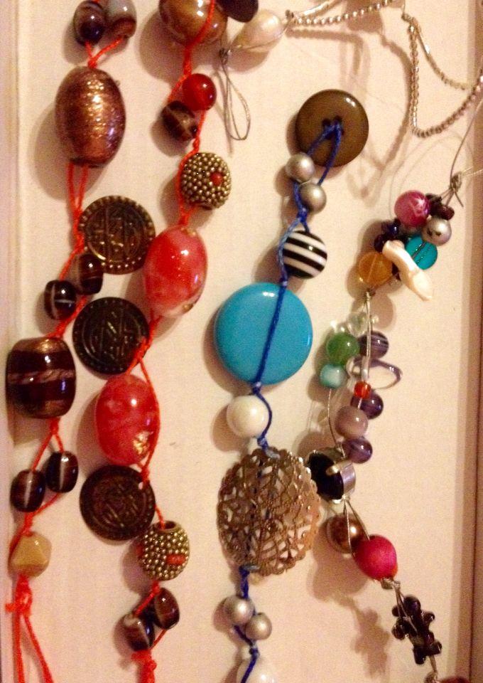 #bracelets #summer #2015 #colour #handmade #cute #must have #diy