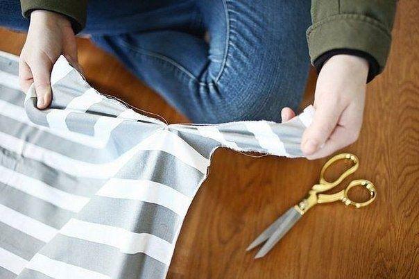 Кухонный коврик своими руками