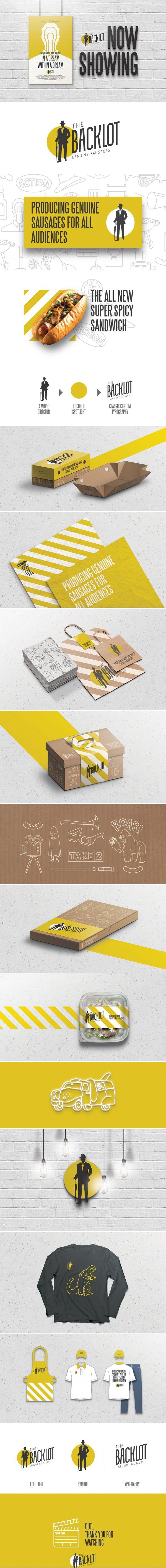 The Backlot by Studio AIO