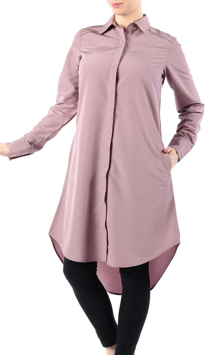 Shirt Dress Tunic- Final Sale
