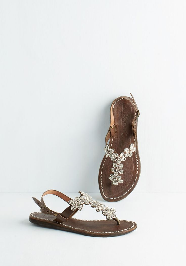 Easy Eze Can Be Sandal, @ModCloth