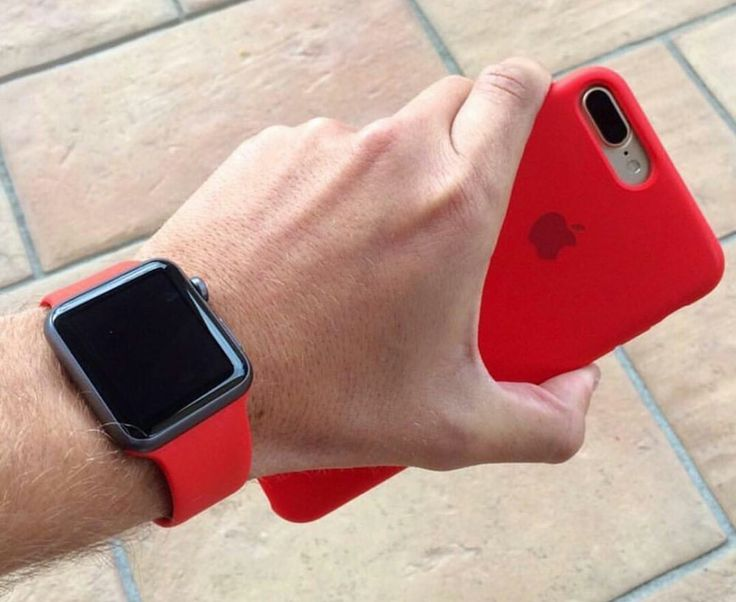 Iphone 7 plus x Apple watch