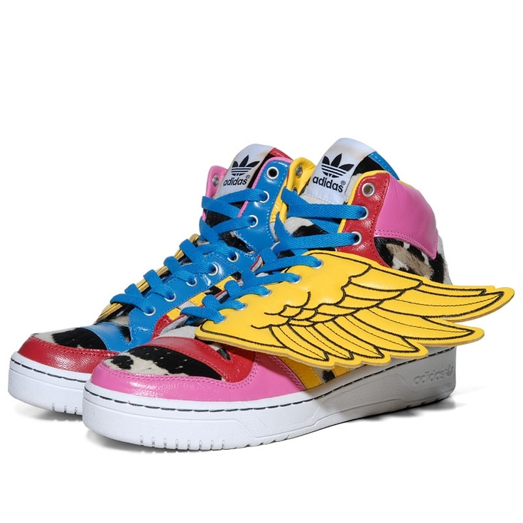 Adidas Jeremy Scott barn