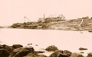 Bawley Point Beach in 1800's