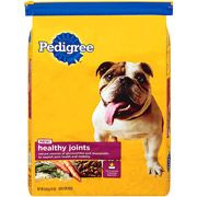 Pedigree joint care plus is a tasty treat which helps to ease joint pain.