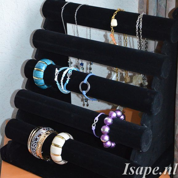 Veel armbanden opbergen - Isape