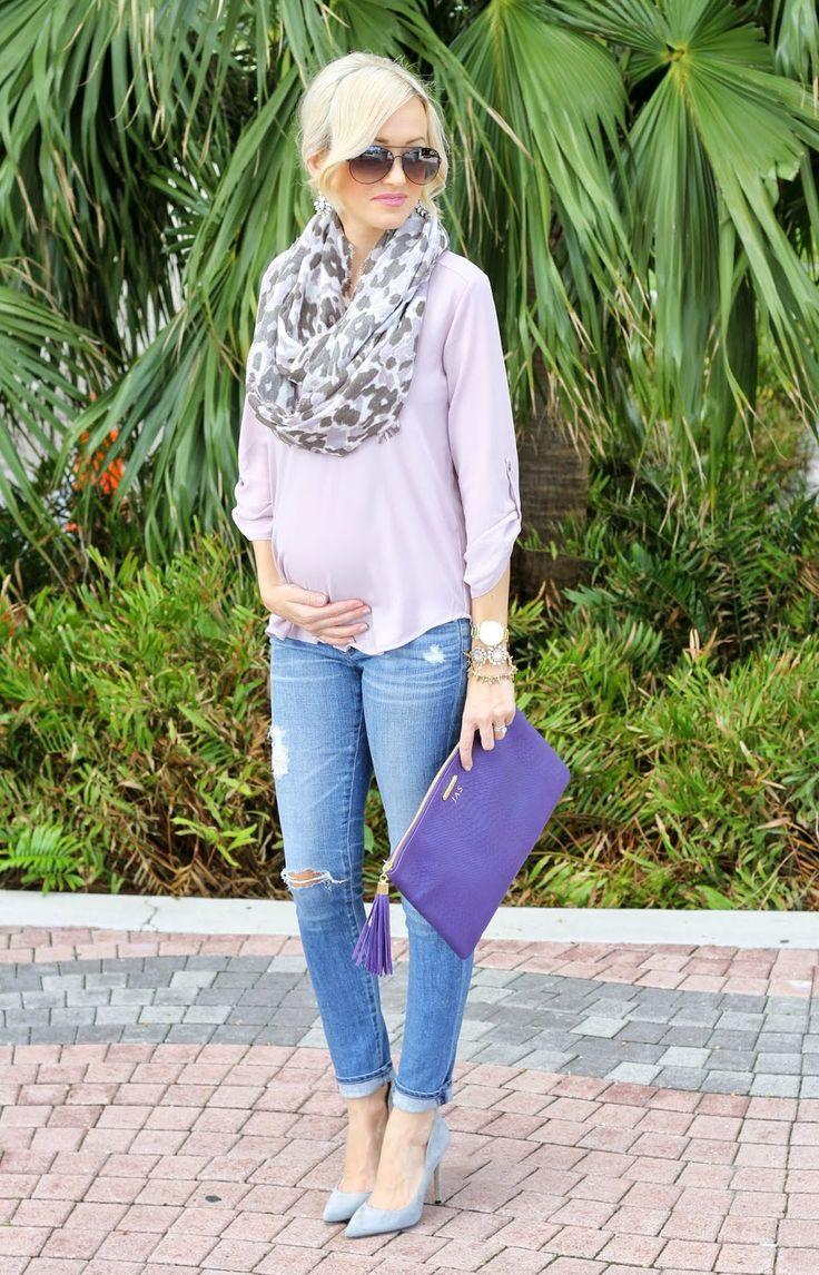 GiGi New York | A Spoonful of Style Fashion Blog | Purple Uber Clutch