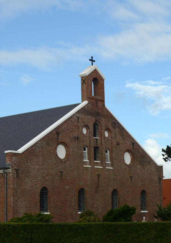 Unikt kirkebyggeri fra 1782 – restaurering af Sønderho Kirke på Fanø