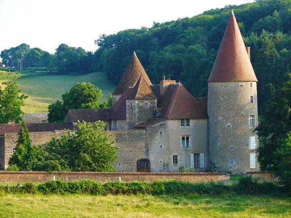 Maison d'hôtes Château de Nobles - 71700 La Chapelle sous Brancion