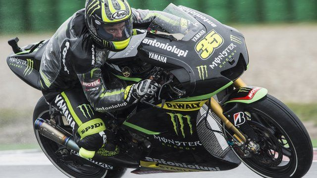 BBC Sport - MotoGP: Cal Crutchlow leaves Yamaha to sign for Ducati