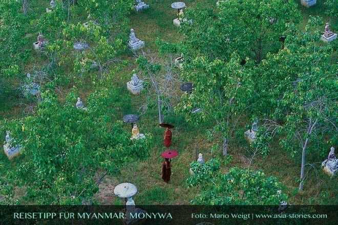 MYANMAR Reisetipps: KAKKU | Hier bekommst du die besten Insidertipps für deine Reise nach KAKKU in Myanmar: Hotels, Gästehäuser, Kosten, Anreise, Karten, Maps, Restaurants, Eintrittspreise, Reiseberichte uvm. www.MyanmarBurmaBirma.com | Feld der 1000 Buddhas