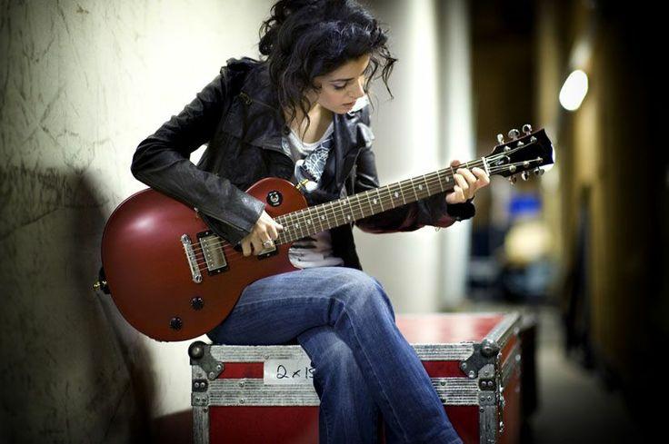 Katie Melua!