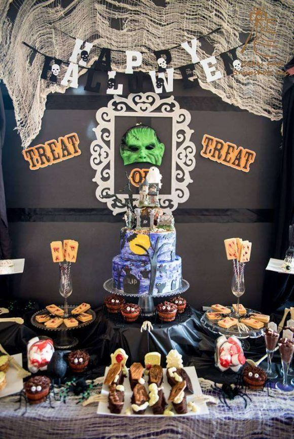 Get the Fright of Your Life with These 12 Scary Halloween Party