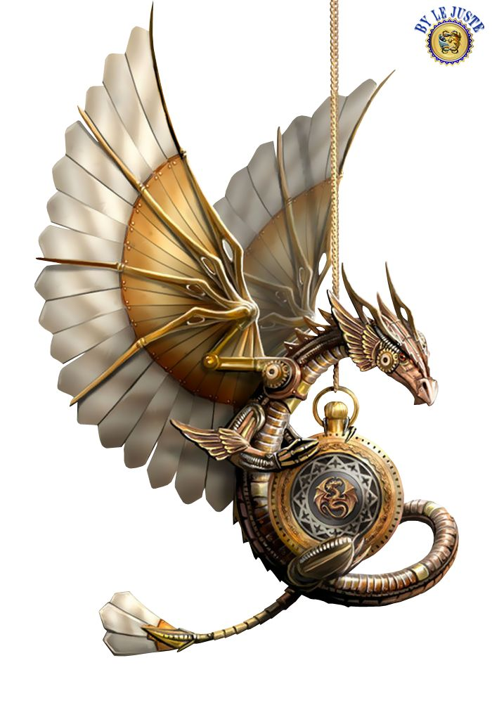 Render Cyborgs/Robots - Renders Robot Dragon Montre Gousset Mecanique Artiste Anne stocks
