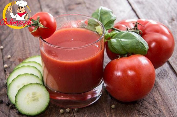Resep Tomato Pulp, Resep Masakan Berserat Tinggi, Club Masak