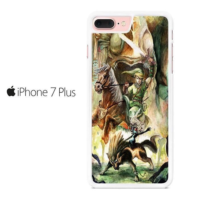 Princess Zelda Legend Of Zelda Art Iphone 7 Plus Case