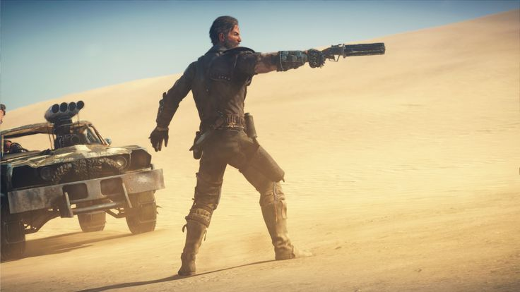 Mad Max the video game follows hot on the heels of the revival of the 35 year old series by Mad Max: fury Road. The game isn't a retelling of that story, c