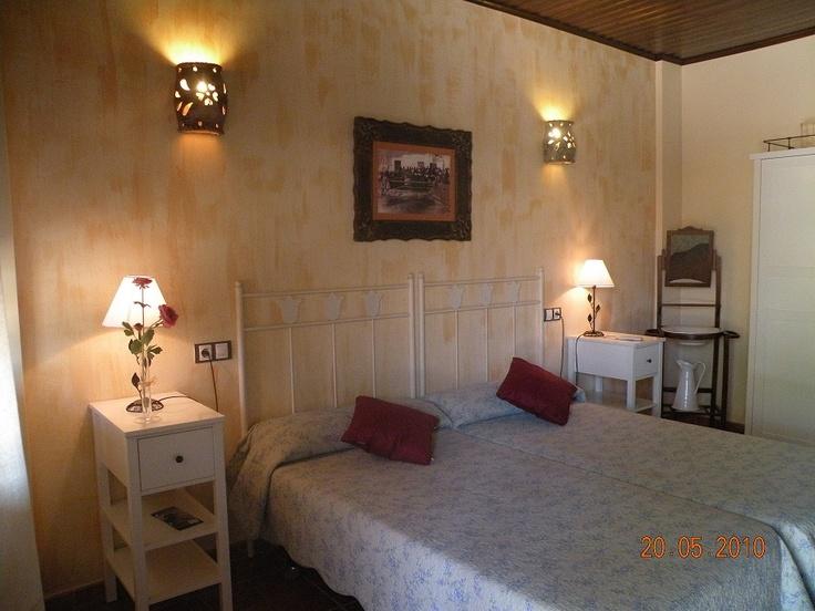 Te imaginas durmiendo en esta habitación, nombre Cernícalo, Hotel Rural Rincón del Cierzo