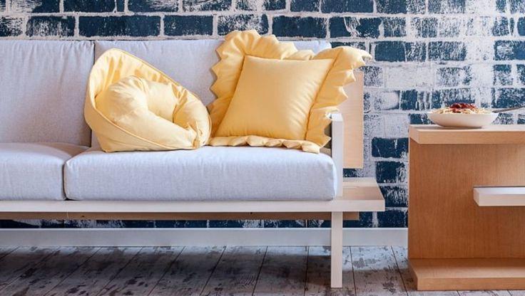 Cuscini a forma di Tortellino e Raviolo! - #funny #pillow