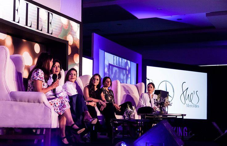 Como plataforma de impulso a la mujer Working Girls Day by Shes Mercedes fue un éxito rotundo