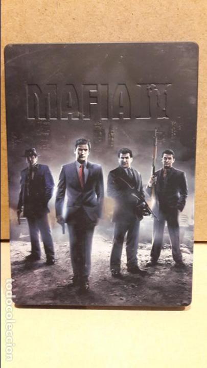 MAFIA II. PC-DVD / 2K GAMES. EN MUY BUEN ESTADO. CAJA METÁLICA.