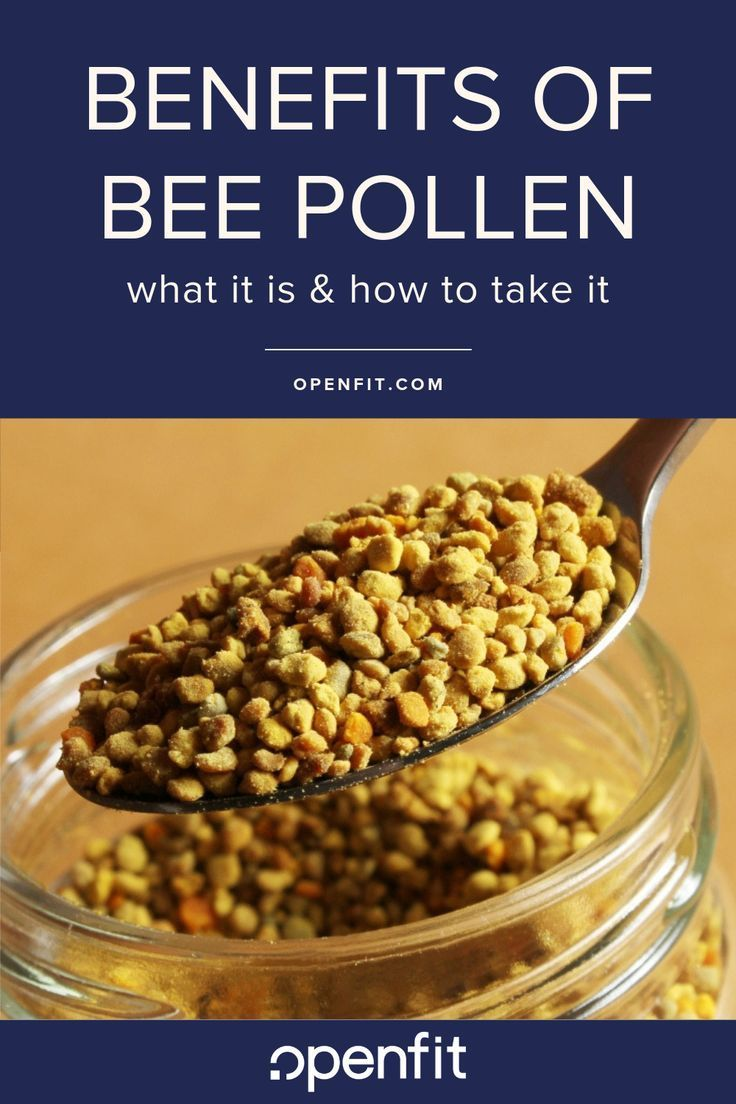 The Benefits Of Bee Pollen Bee Pollen Easy Healthy Recipes Food