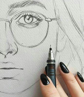 20 erstaunliche Ideen und Ideen für das Zeichnen von Augen #augen #erstaunliche #ideen #paintingartideas #zeichnen