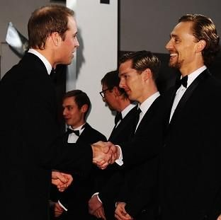Hiddles and Benny!!