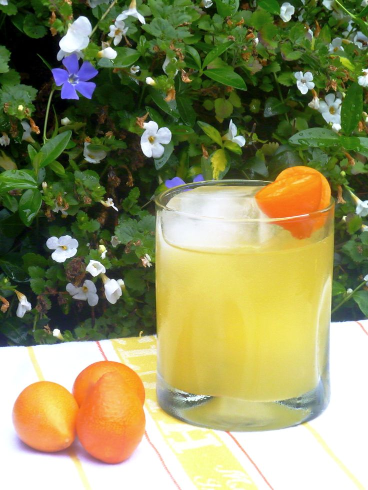 Tropical fruits, Rum and Syrup on Pinterest