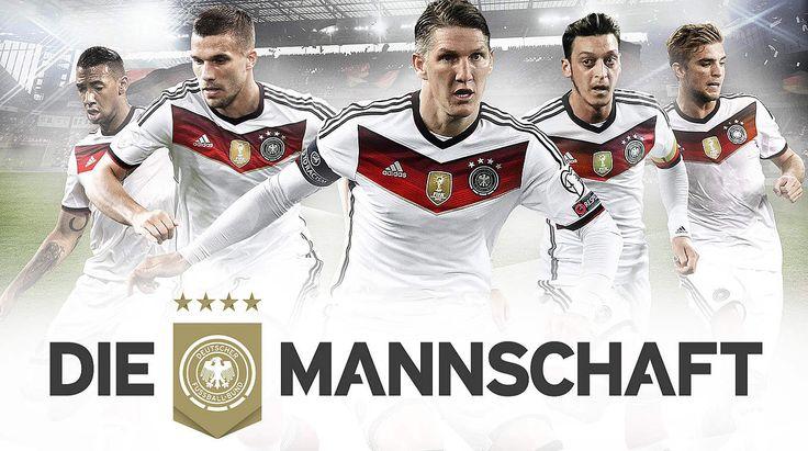 Neue Marke für die Deutsche Fußballnationalmannschaft http://www.markenfaktor.de/?p=3903  #DieMannschaft