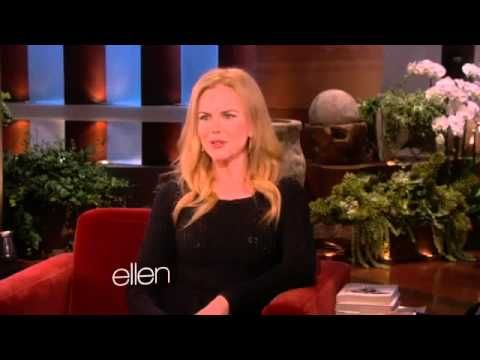 Nicole Kidman's Photos of Her Children Ellen Degeneres - YouTube