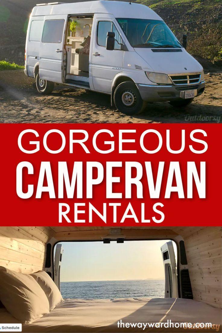 34++ Renting a campervan Wallpaper