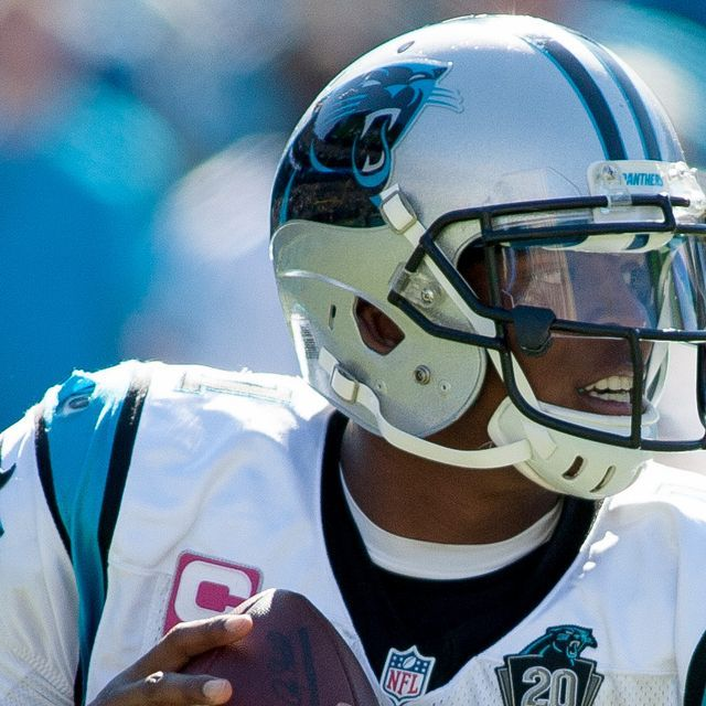 Carolina Panthers quarterback Cam Newton has been involved in a car accident, loaded onto a stretcher and taken to a hospital, according to the Charlotte Observer.