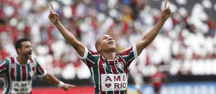 Depois de um jogo eletrizante, com cinco gols só no primeiro tempo, o Fluminense conquistou o título da Taça Guanabara de maneira invicta. O troféu veio de modo dramático:   #Fluminense vence o Flamengo nos pênaltis e leva título invicto da Taça Guanabara