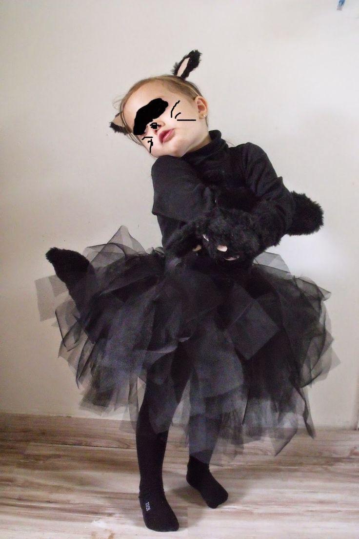 12 best tuto costume chat noir halloween images on Pinterest