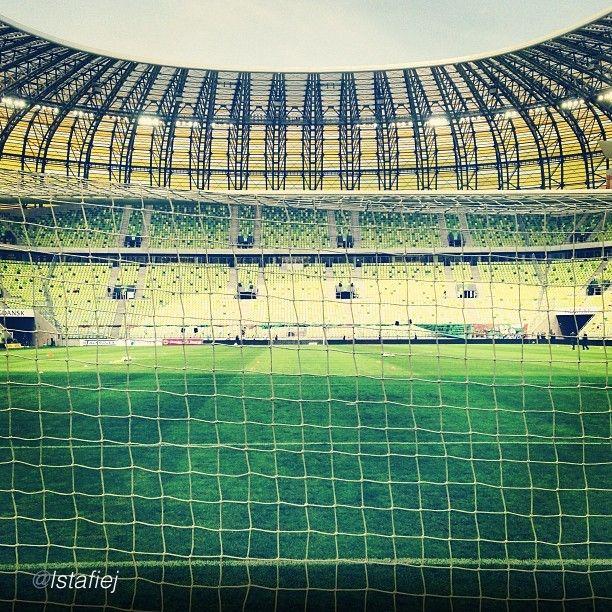 The best of IgersGdansk  #InstaReporters. #football #instagood #instamood #beautiful #soccer #igerspoland #instagramers #pilkanozna #iphonesia  #igers by @Łukasz Stafiej via @InstaReposts