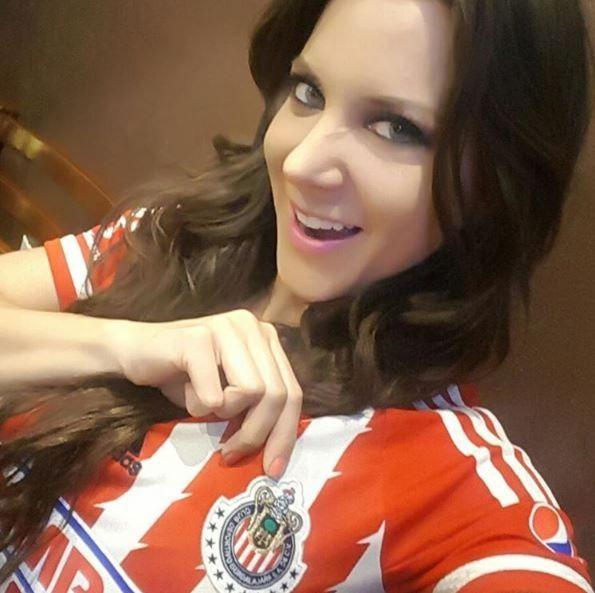 Fotogalería: Botineras - Brenda Flowers, fanática del Rebaño | Chivas Pasión - Sitio No Oficial del Club Deportivo Guadalajara