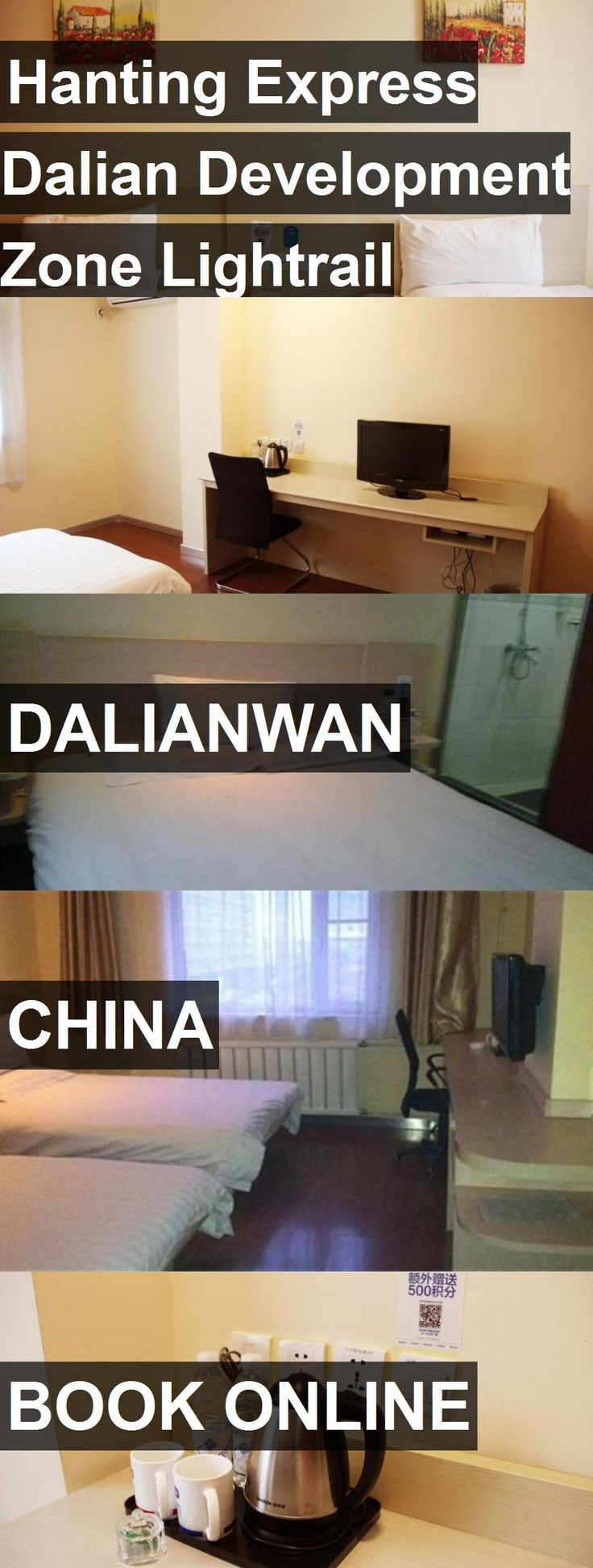 Hotel Hanting Express Dalian Development Zone Lightrail Station in Dalianwan, China. For more information, photos, reviews and best prices please follow the link. #China #Dalianwan #travel #vacation #hotel