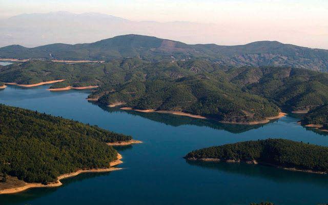 Λίμνη πλαστήρα (Καρδίτσα)