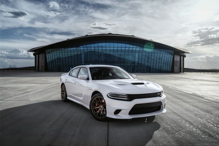 2015 Dodge Charger SRT Hellcat Is World's Most Powerful Sedan