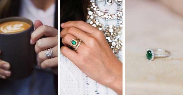 Genialne pierścionki zaręczynowe! O którym z nich marzysz?